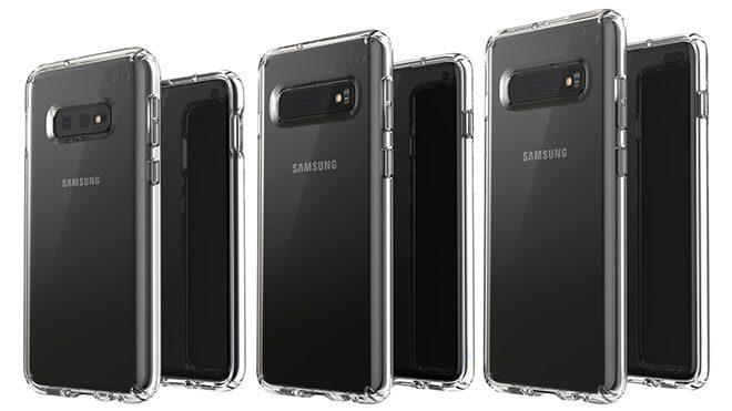 Samsung Galaxy S10E Galaxy S10 Galaxy S10X