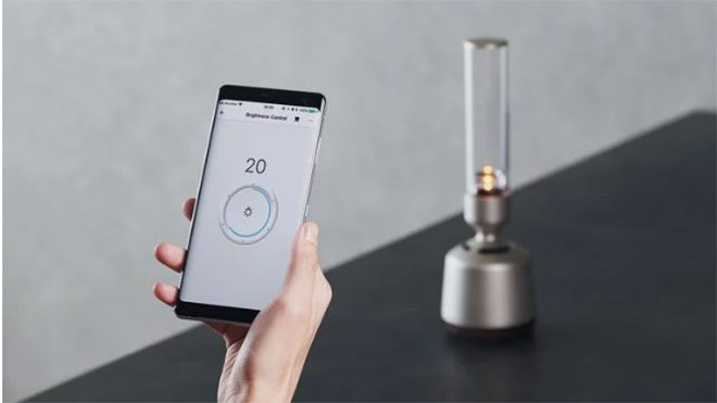 Sony LSPX-S2 Glass Sound Speaker kablosuz hoparlör