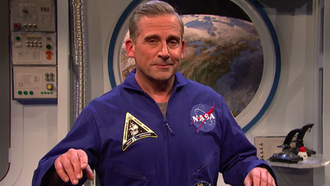 The Office yaratıcılarından Space Force Netflix komedisi