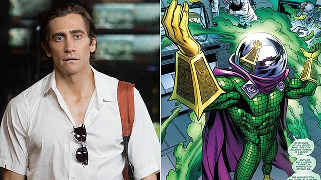Jake Gyllenhaal Spider-Man Far From Home