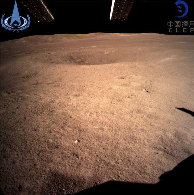 Çin Ay Chang'e-4 uzay aracı ay'ın karanlık yüzü
