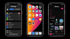 iOS 13 Kamer Kaan Avdan Apple