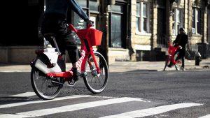 uber bisiklet