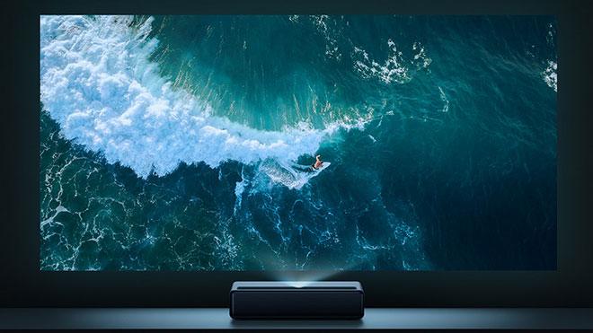 Xiaomi 4K Mijia Laser Projector TV projektör