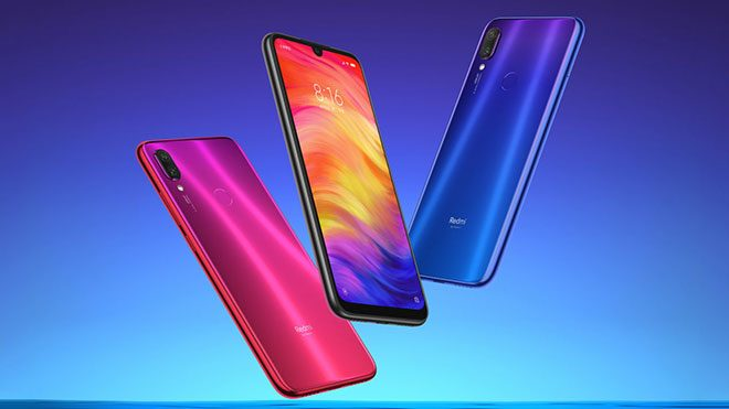 Xiaomi Redmi Note 7
