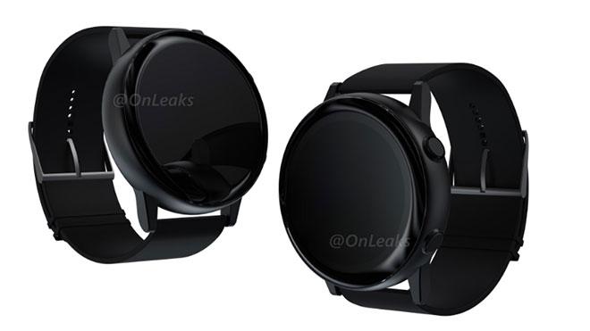 Samsung akıllı saat galaxy sport