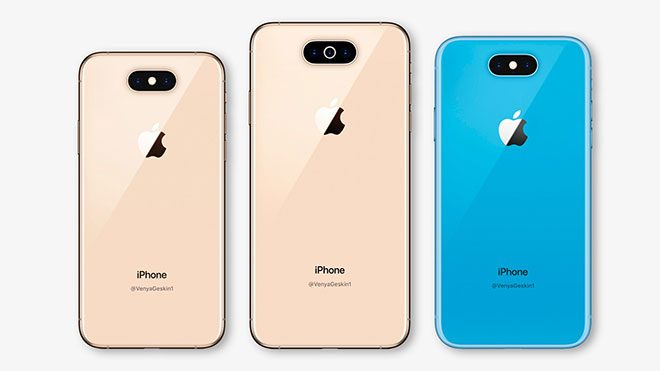 Apple iPhone XI iPhone XI Max iPhone XR 2019 iPhone