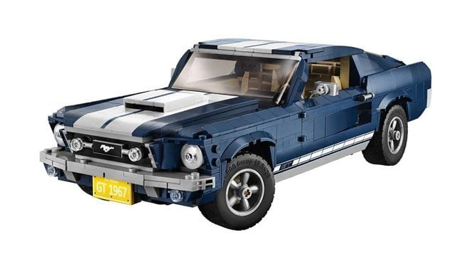 LEGO 1967 Ford Mustang