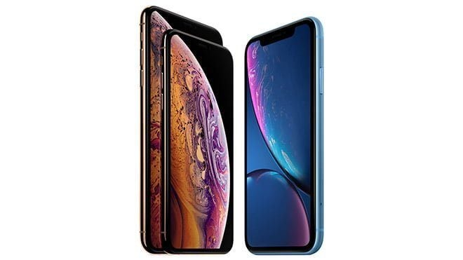 iPhone XI, iPhone XI Max ve iPhone XR 2019 2019 iphone Apple