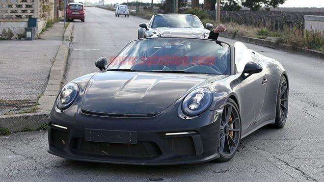 2020-Porsche-911-Speedster-görüntülendi