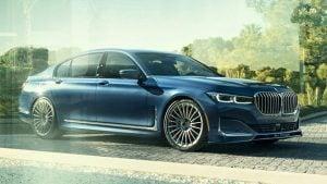 Alpina B7 BMW 7 Serisi