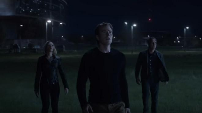 Avengers Endgame yeni fragman