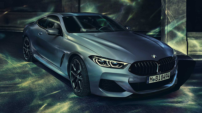 BMW 8 Serisi First Edition