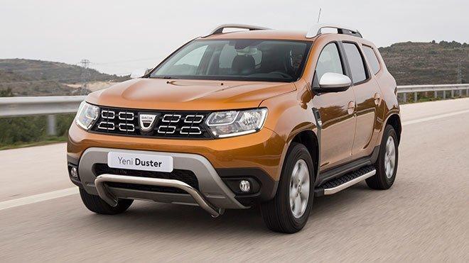 Dacia kampanyası Duster