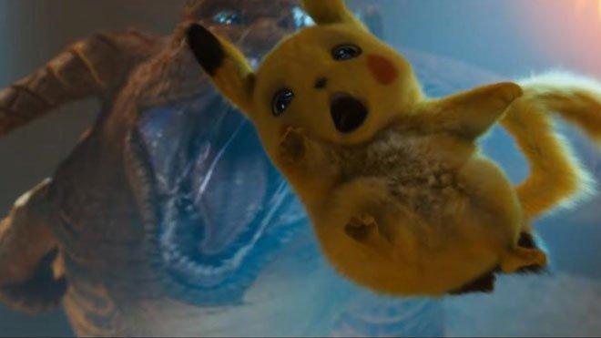Pokemon filmi Detective Pikachu fragman
