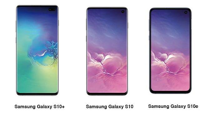 Galaxy S10+-Galaxy S10-ve-Galaxy-S10e- karsilastirmasi