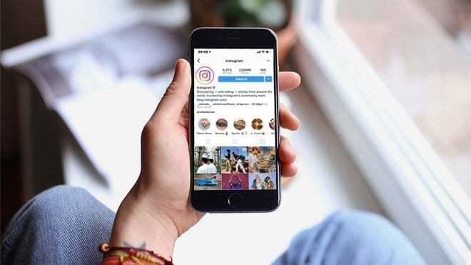 Instagram hikayelerini görüntüleyenler neye göre sıralanıyor