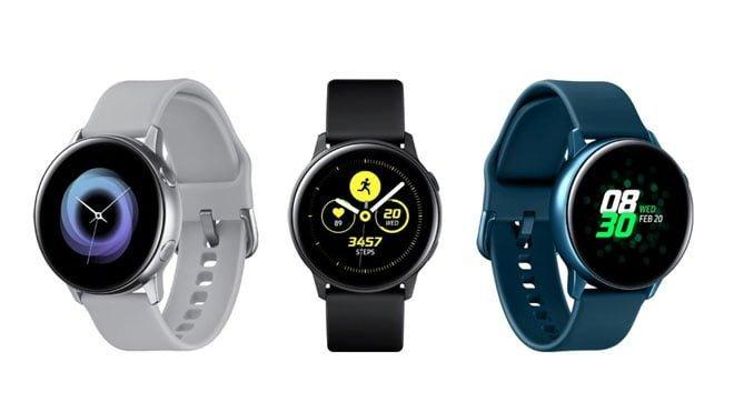 Samsung Galaxy Watch Active Türkiye fiyatı