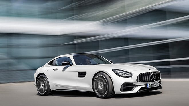 Mercedes-AMG GT 5