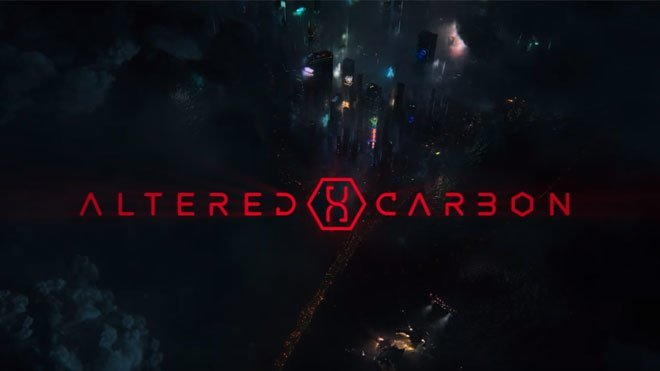 Netflix Altered Carbon 2. sezon