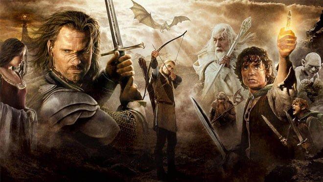 Amazon Prime Video'nun Game of Thrones rakibi Yüzüklerin Efendisi dizisi