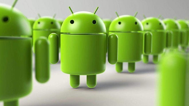 Android Q Google