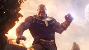 Avengers Endgame Thanos ve Captain Marvel planı