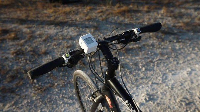 Bisiklet yelken CycleWing Kickstarter