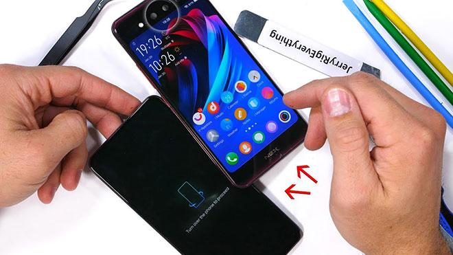 Çift ekranlı Vivo NEX Dual Display Edition parçalarına ayrıldı [Video]