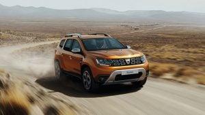 Dacia Duster yeni nesil benzinli motor