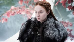 Sophie Turner Game of Thrones 8. sezon