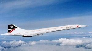 Concorde sonik patlama