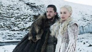 Game of Thrones 8. sezon Emilia Clarke