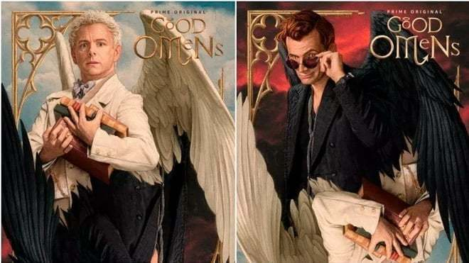 Netflix rakibi Amazon Prime Video'nun yeni dizisi Good Omens