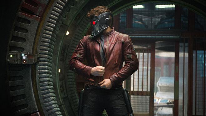 Avengers Infinity War Chris Pratt