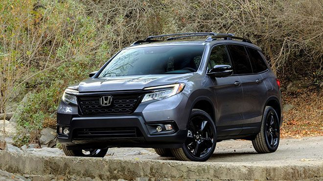 honda Passport4