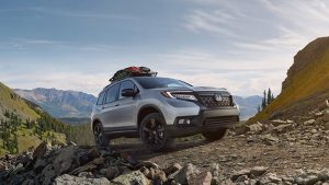 Honda Passport8