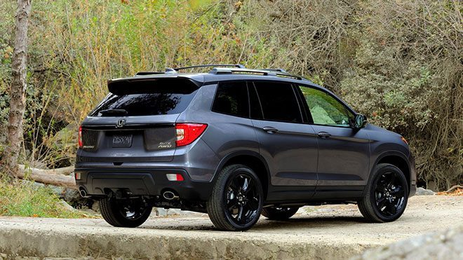 Honda Passport5