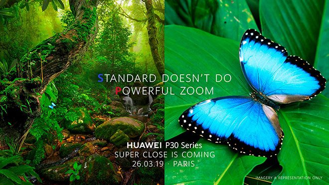 Huawei P30 Samsung Galaxy S10