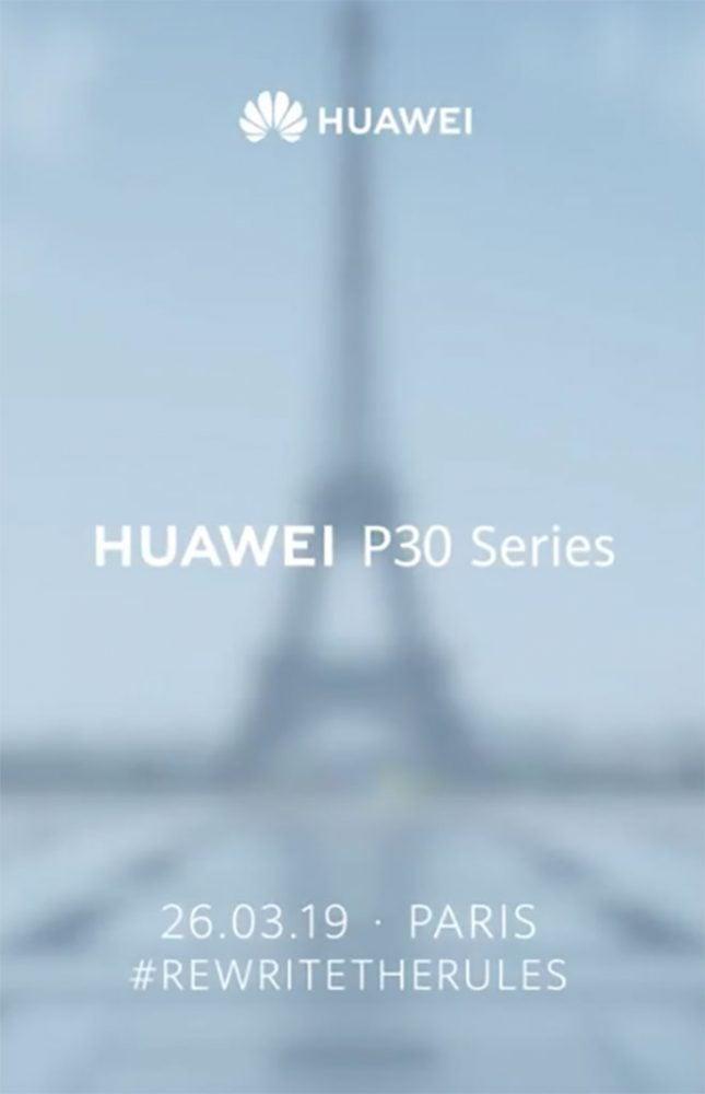 Huawei P30 Pro P30 P30 Lite