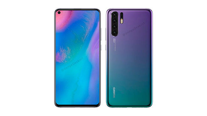 Huawei P30 Pro, P30, P30 Lite