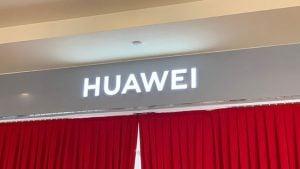 Huawei İstanbul mağaza