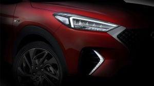Hyundai Tuscon N Line