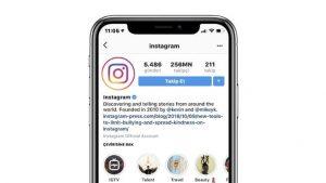 Instagram IGTV güncellemesi