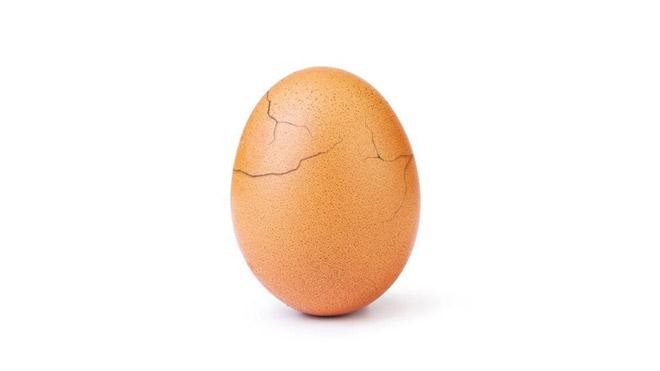 instagram rekortmeni yumurta