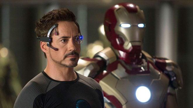 Iron Man 3 Vision