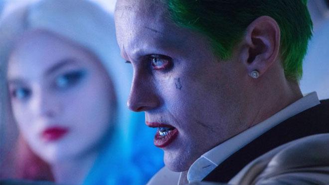 Jared Leto Joker ve Harley Quinn filmi