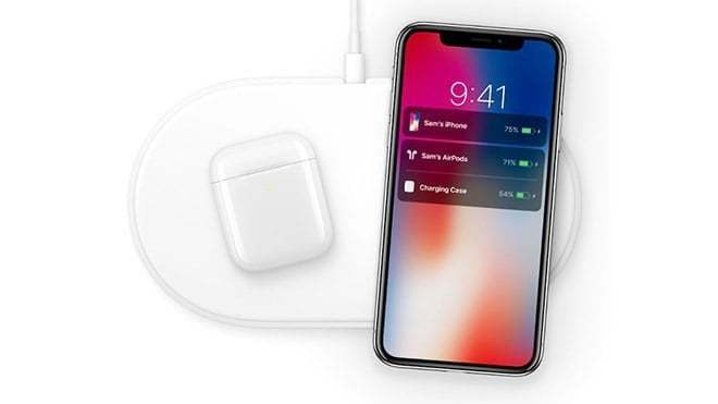 Apple AirPower AirPods