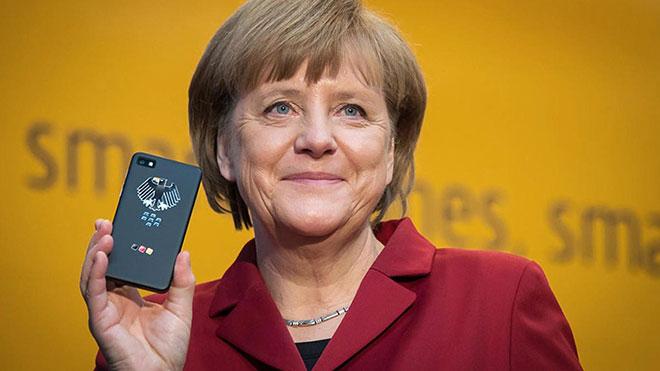 Angela Merker Huawei Avrupa 5G