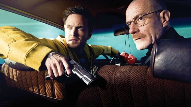 Netflix Breaking Bad filmi hamlesi